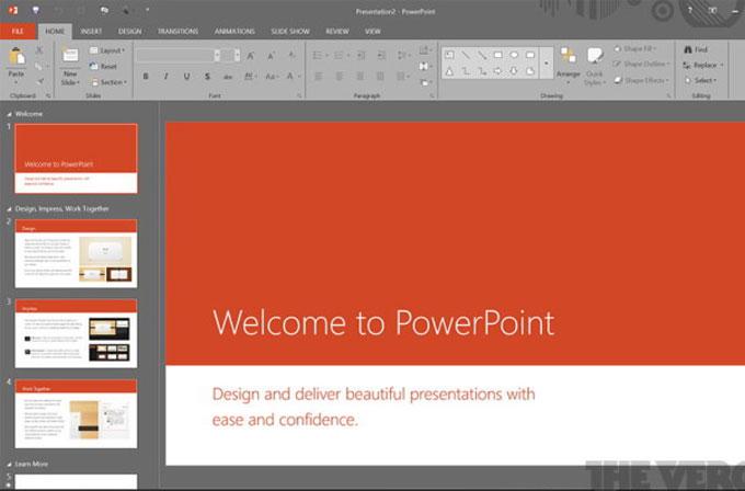 Microsoft Office'in yeni sürüm ekran görüntüleri ortaya çıktı