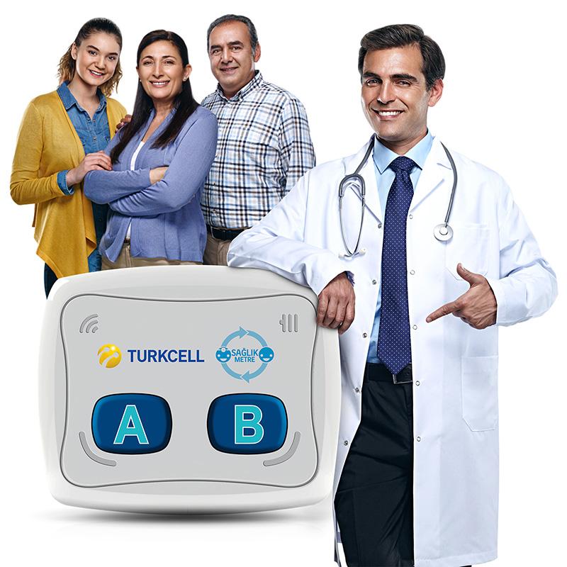 Turkcell SağlıkMetre