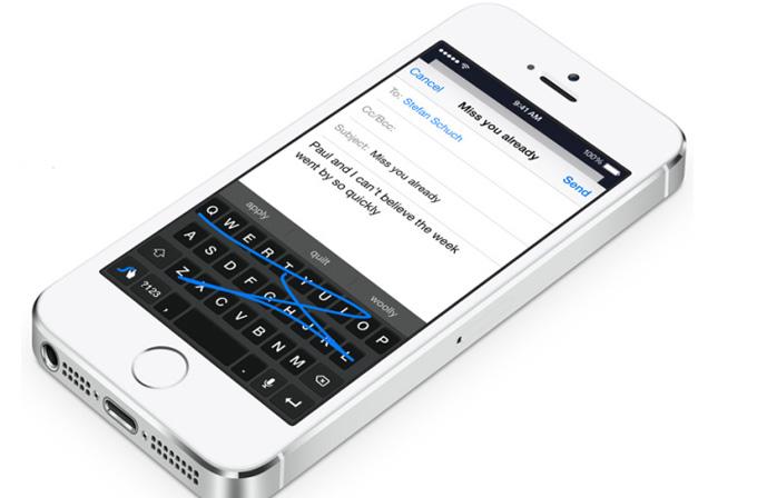 iOS 8 için Swype uygulaması bugün çıkıyor!