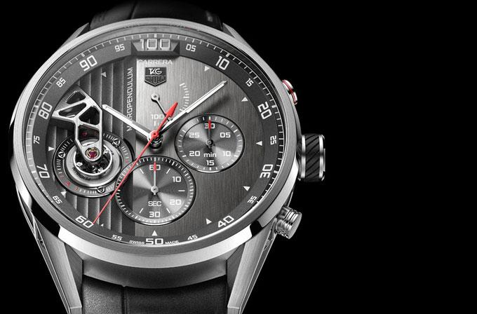 Tag Heuer'den şimdiye kadar üretilmiş en şık akıllı saati görebiliriz
