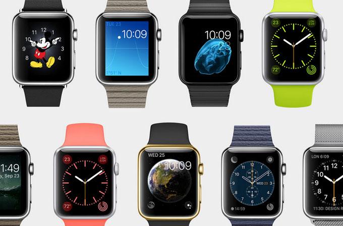 Apple Watch tanıtıldı