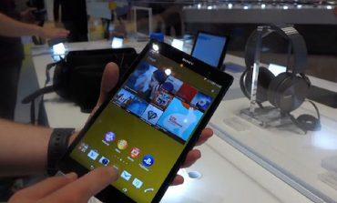 IFA 2014: Xperia Z3 Compact Tablet İlk Bakış