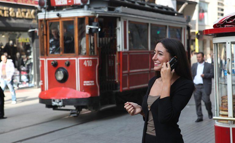 Turkcell'liler bayram coşkusunu mobil internetle yaşadı