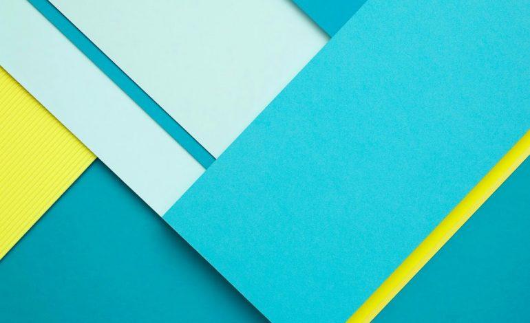 Android Lollipop duvar kağıtlarını şimdiden indirin