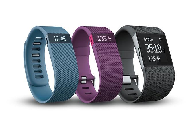 Fitbit üç yeni giyilebilir teknoloji duyurdu