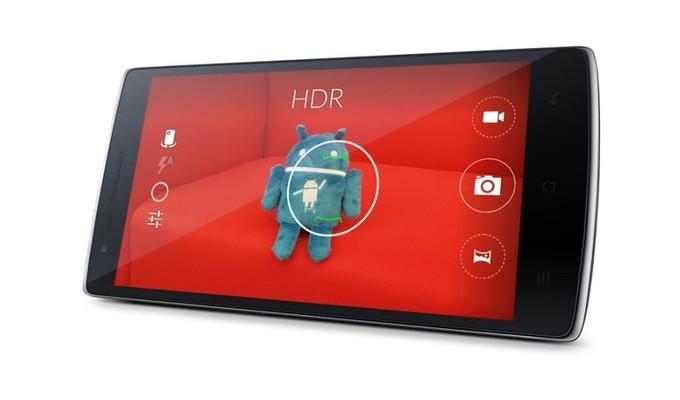 OnePlus One'ın kamera uygulaması artık Google PlayStore'da