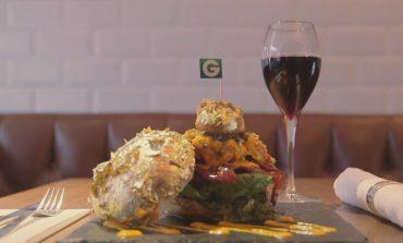 Video: 1800 dolarlık hamburger; Glamburger!