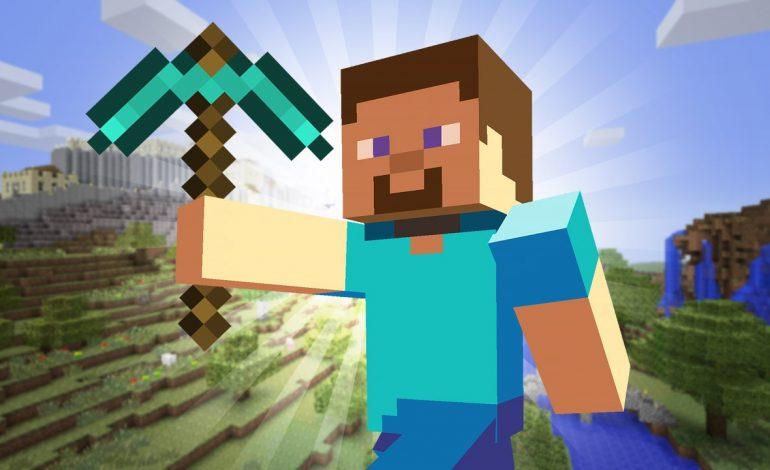 Minecraft'ın Nintendo 3DS Versiyonu Piyasaya Sunuldu