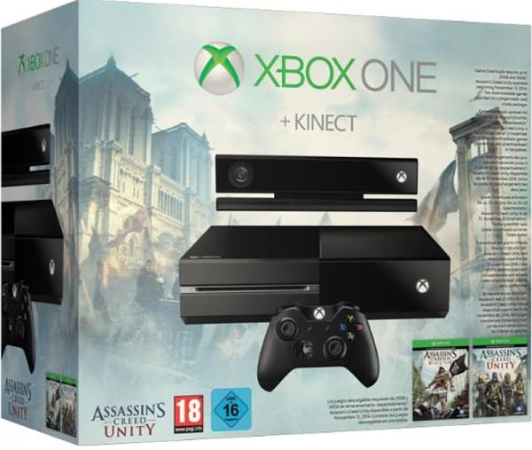 AC: Unity Xbox One bundle'ı