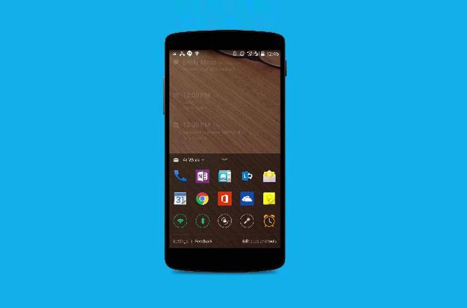 Microsoft'tan Android akıllı telefonlar için kilit ekranı uygulaması