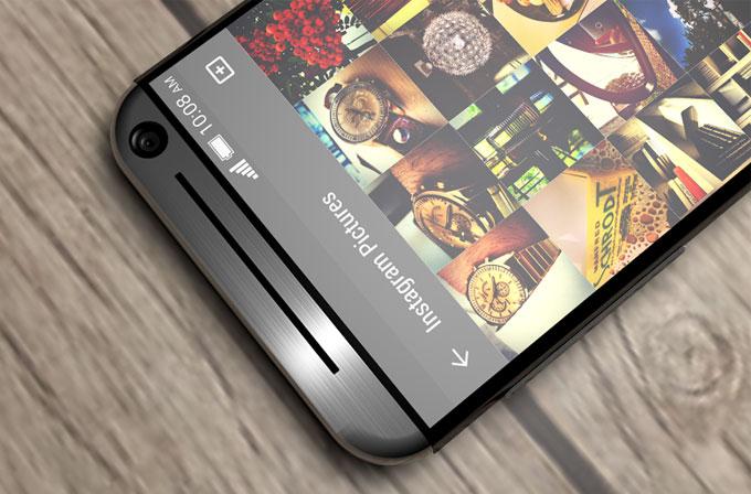 Türk tasarımcıdan etkileyici HTC akıllı telefon tasarımı