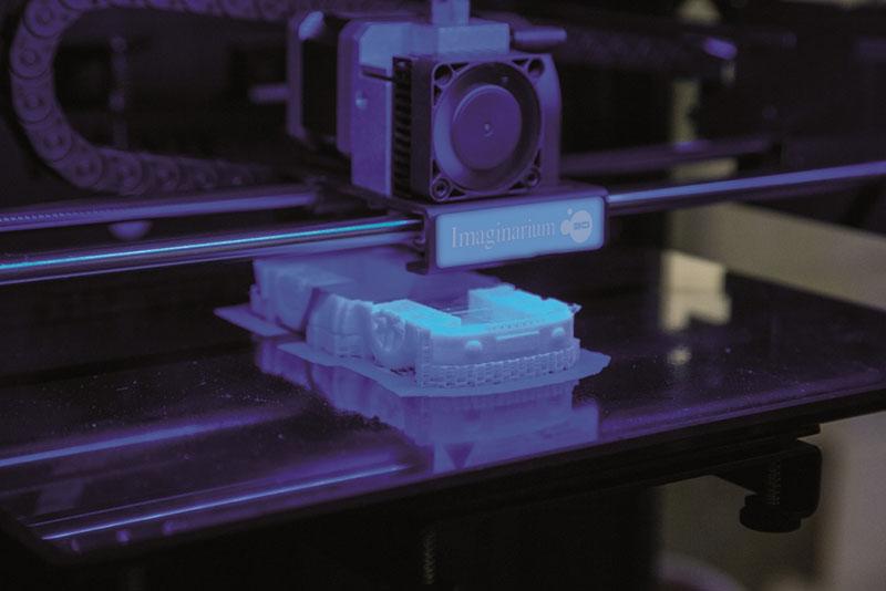 Imaginarium, 3D teknolojisini, çocukların üretim sürecine katılmalarını sağlayan çığır açan bir konseptle uygun bir fiyatta sunuyor.