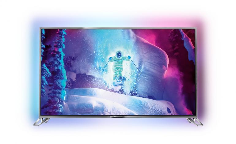 Philips'in yeni Ambilight Kampanyası'nın merkezinde eşşiz gece kayak filmi Afterglow var