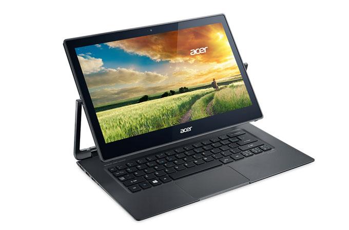 Yeni Acer Aspire R 13 Serisi Türkiye'de