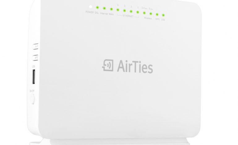 AirTies, VDSL hızında interneti ekonomik modemle buluşturuyor