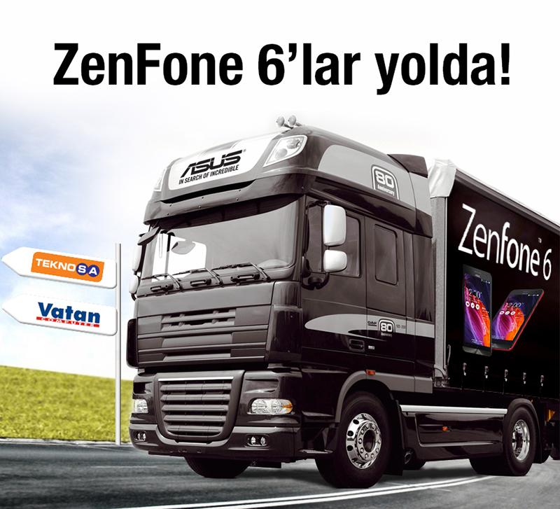 ZenFone 6 stok duvarını aştı!