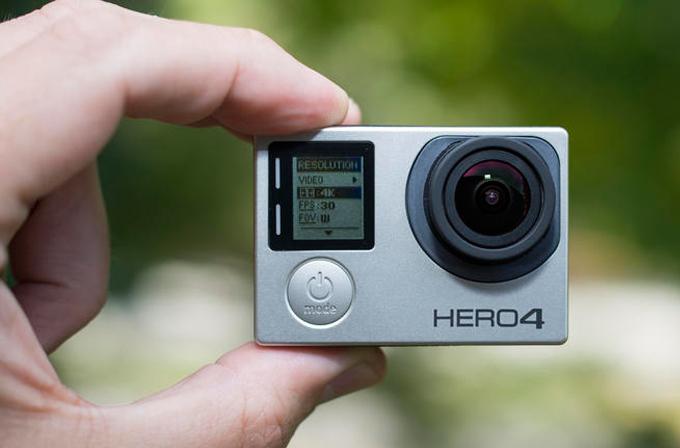 Video: Hareketli çekimler için en iyi kamera: GoPro Hero 4