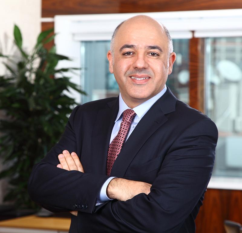 Türk Telekom CEO Rami Aslan