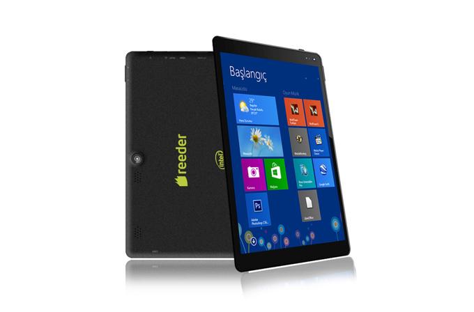 Microsoft ve Reeder iş birliği ile uygun fiyatlı tablet geliyor
