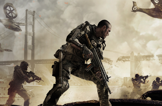 Call of Duty: Advanced Warfare karşımıza 4 yeni video ile sızdı