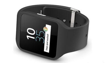 Sony Smartwatch 3 akıllı saati ön siparişe açıldı
