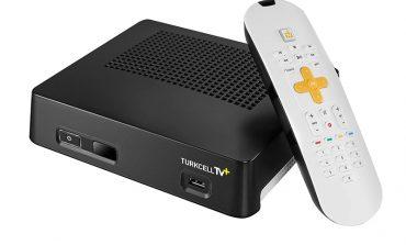 Geleceğin TV izleme deneyimi Turkcell TV Plus ile bugünden geliyor