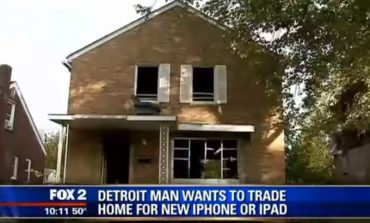 Video: Evini iPhone6 için takas etmeye hazır!