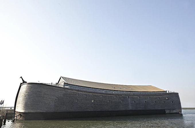 Galeri: Nuh'un Gemisi gerçek oldu!