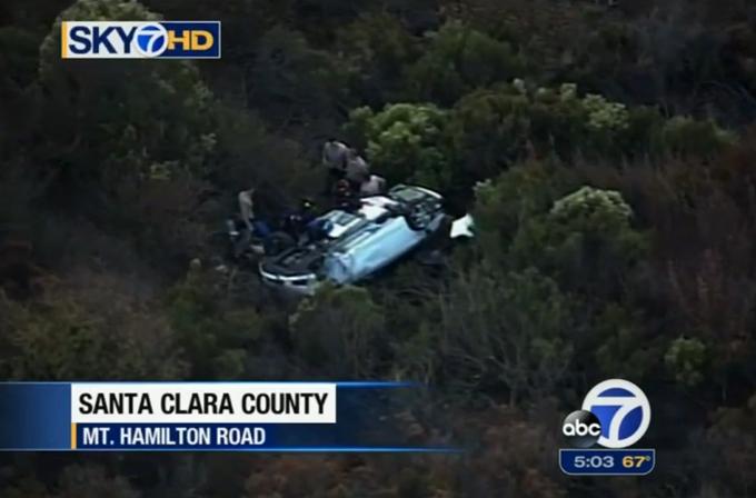 Video: Polis Find My iPhone uygulaması ile kaza geçiren kadının yerini tespit etti
