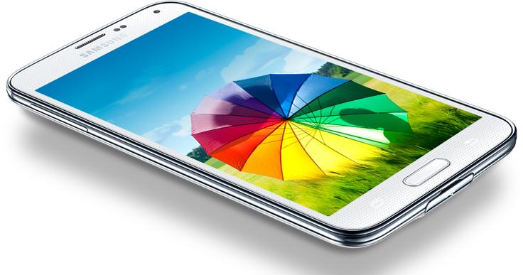 Samsung Galaxy S5 de Android Lollipop listesine girdi