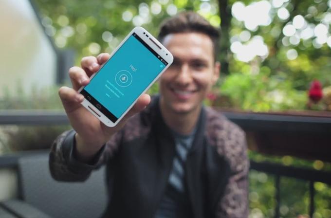 Video: Motorola Moto X'in 2014 versiyonu için bir reklam