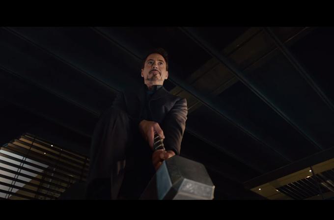 Video: Avengers: Age of Ultron'un alternatif fragmanını izlediniz mi?