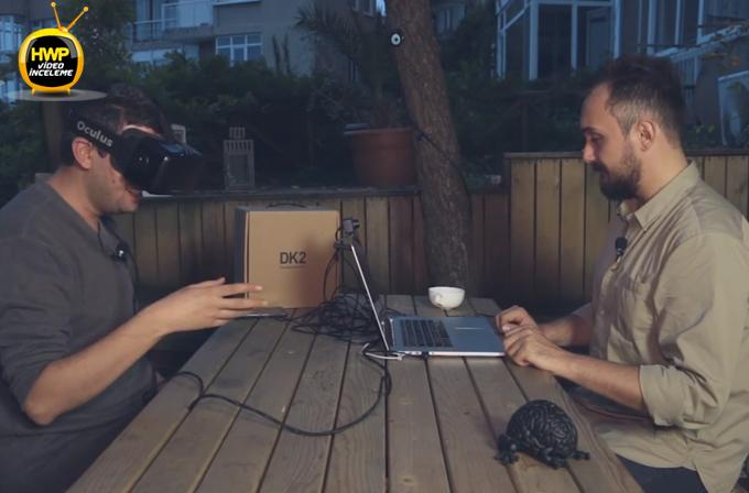 Video: Oculus Rift Dev Kit 2'yi Fikirbazzenger ofisinde denedik!