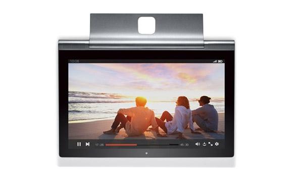 Video: Lenovo, YOGA Tablet 2 modellerini Ashton Kutcher ile tanıttı