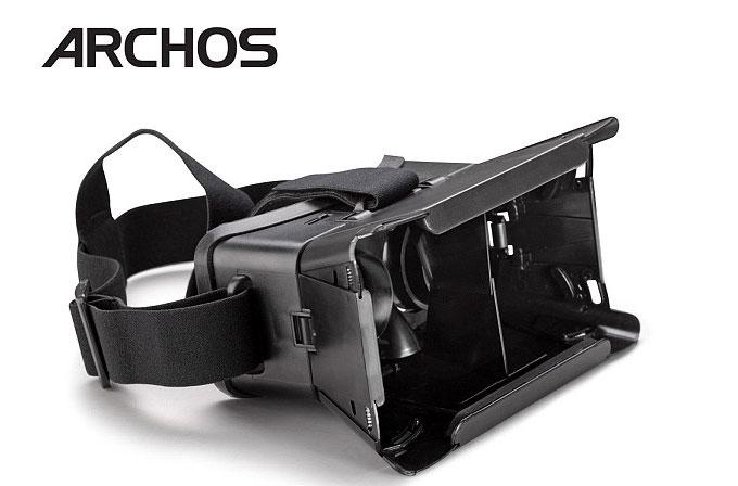 Archos'tan inanılmaz uygun fiyata sanal gerçeklik gözlüğü