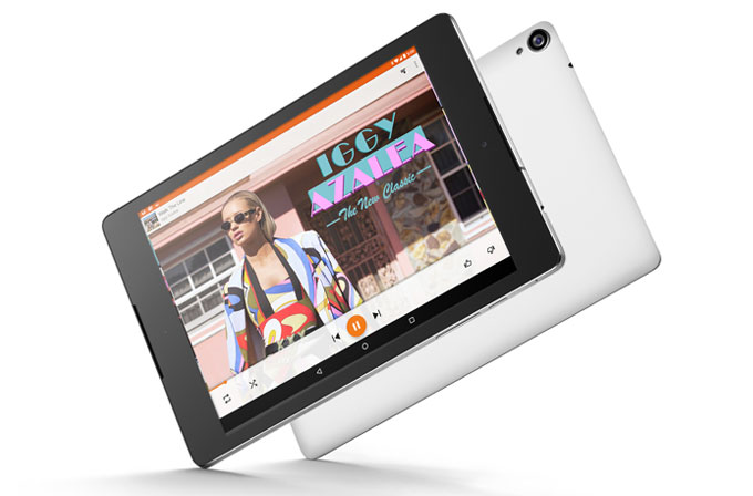 HTC ve Google imzasıyla üretilen Nexus 9 resmi olarak tanıtıldı