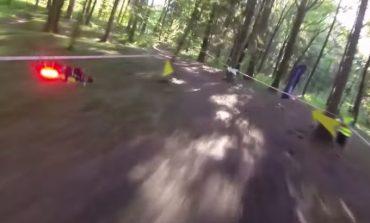 Video: ...Ve Drone yarışları başladı!