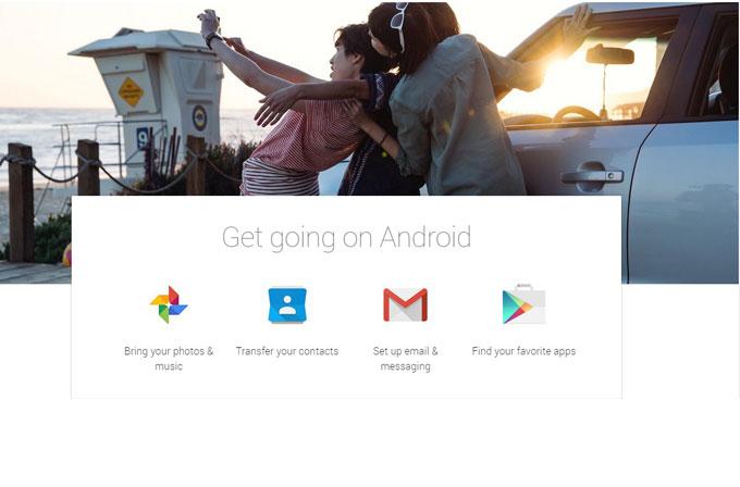Google, iOS'tan Android'e geçmek isteyen kullanıcılar için rehber yayınladı