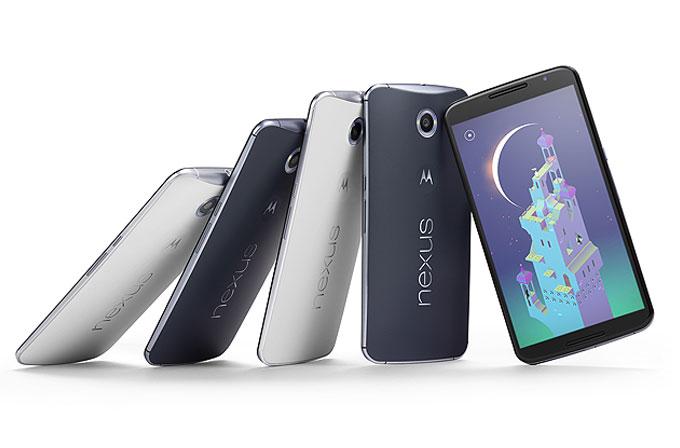 Google'ın ilk phableti Nexus 6 resmi olarak duyuruldu