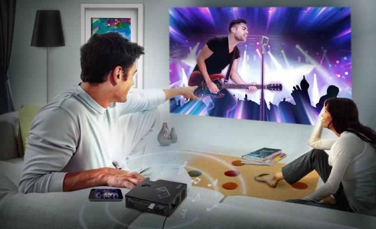 Viewsonic'ten iki yeni projeksiyon: PLED-W600 ve PLED-W800