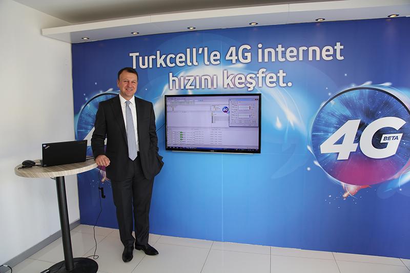 Turkcell Teknoloji Grubu Genel Müdür Yardımcısı İlker Kuruöz