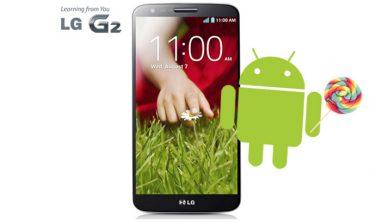 LG G2 sürüm yükseltme, düşürme ve stock rom'a geri dönme