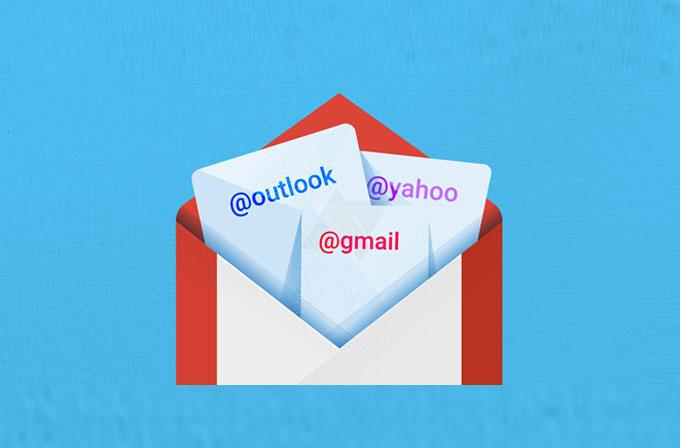 Gmail 5.0'a merhaba deyin: bütün e-mail hesaplarınız yeni görümüyle burada!