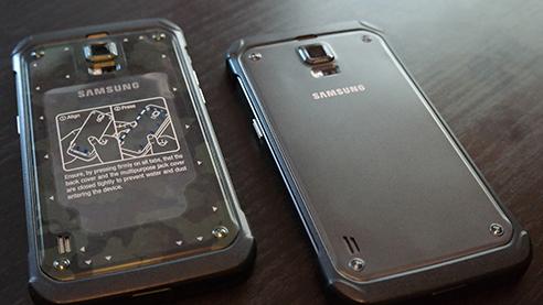Amerikalı Samsung Galaxy S5 Active artık Avrupalı oluyor