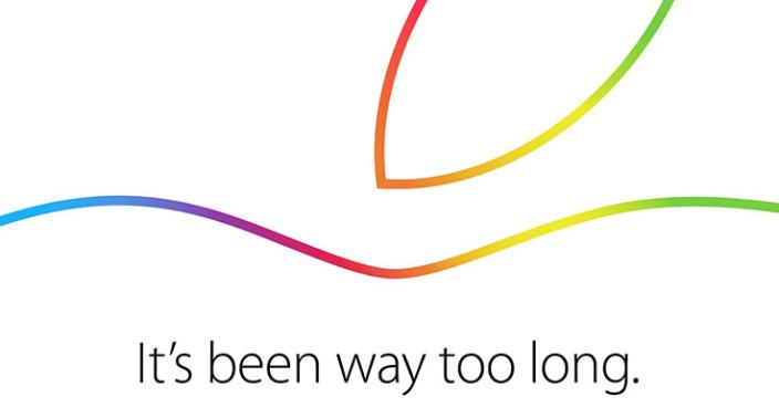 Apple 16 Ekim'de bir etkinlik düzenleyecek