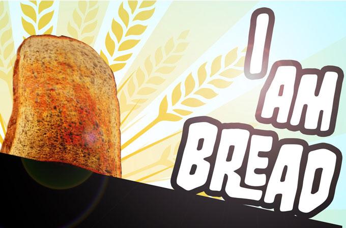 Bu oyunda bir dilim ekmeği canlandıracağız