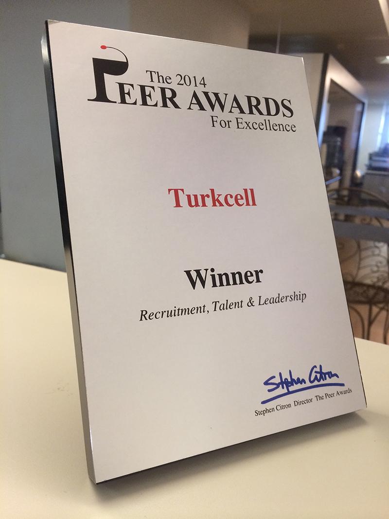 Turkcell PAF 2014 - Y Kuşağına Özel İşe Alım Süreci adı verilen proje,