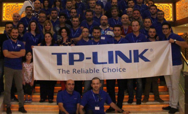 TP-LINK, İş Ortaklarıyla Buluştu