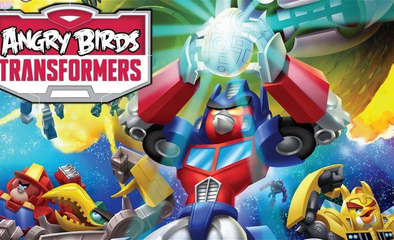 Angry Birds: Transformers Android için çıktı!