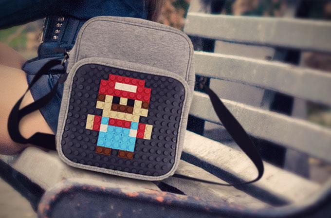 Pıxelbags çantalarla Türkiye'de çantada yeni moda, yeni akım başlıyor!